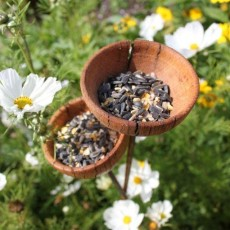 Seedhead Bird Feeder (no longer available)